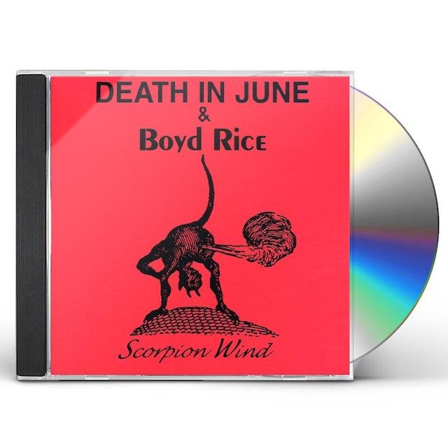Death In June & Boyd Rice