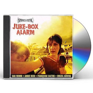 Stereo Total JUKE BOX ALARM CD