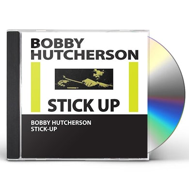 Bobby Hutcherson STICK-UP CD