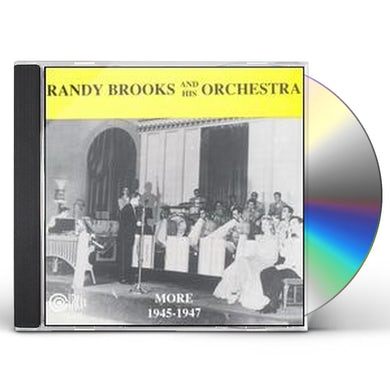 Randy Brooks MORE 1945-1947 CD