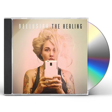 Bellusira HEALING CD