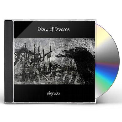 Diary Of Dreams NIGREDO CD