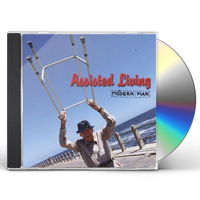 Modern Man ASSISTED LIVING CD