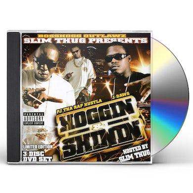 Slim Thug HIGGIN & SHINNIN CD