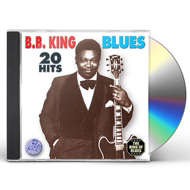 B.B. King BLUES 20 HITS CD