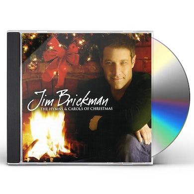 Jim Brickman HYMNS & CAROLS OF CHRISTMAS CD