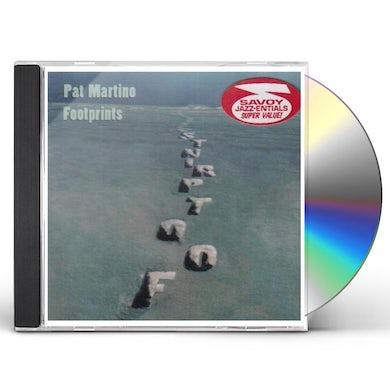 Pat Martino FOOTPRINTS CD