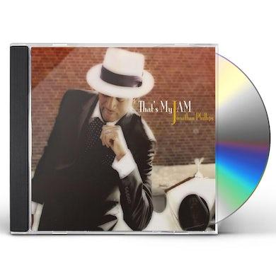 Jonathan Phillips THATS MY JAM CD