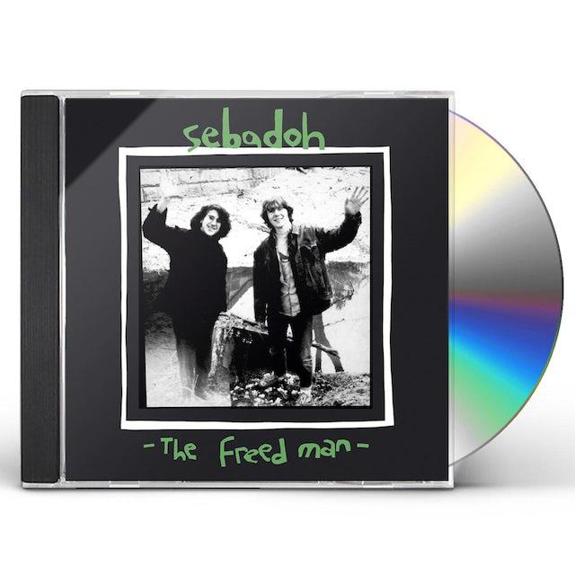 Sebadoh FREED MAN CD