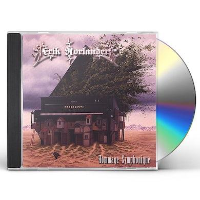 Erik Norlander HOMMAGE SYMPHONIQUE CD