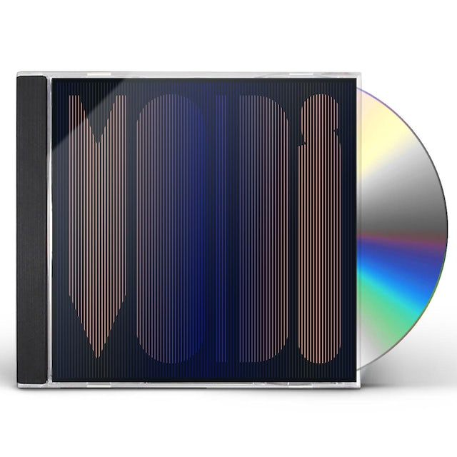 Minus The Bear VOIDS CD