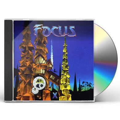 Focus X. CD