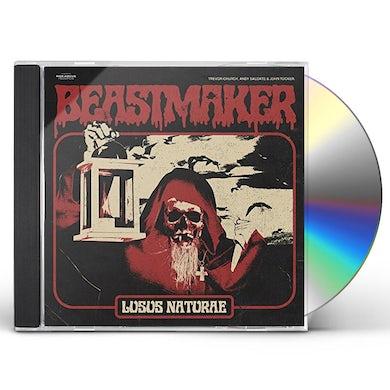 BEASTMAKER LUSUS NATURAE CD
