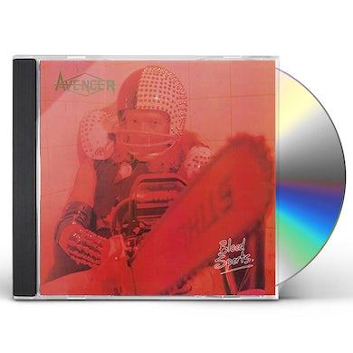 Avenger BLOOD SPORTS CD