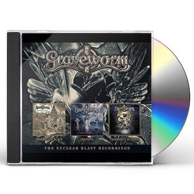 Graveworm NUCLEAR BLAST RECORDINGS CD