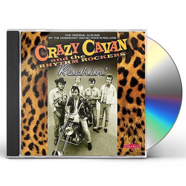 Crazy Cavan ROCKIN CD