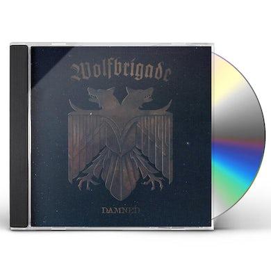 Wolfbrigade DAMNED CD