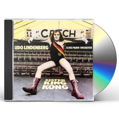 Udo Lindenberg SISTER KING KONG CD
