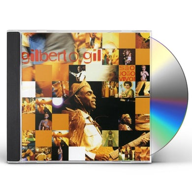 Gilberto Gil SAO JOAO VIVO CD
