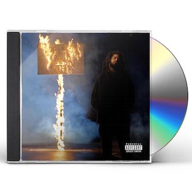 J. Cole The Off-Season CD