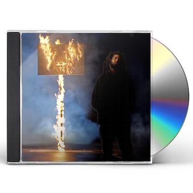 J. Cole The Off-Season (Edited) CD