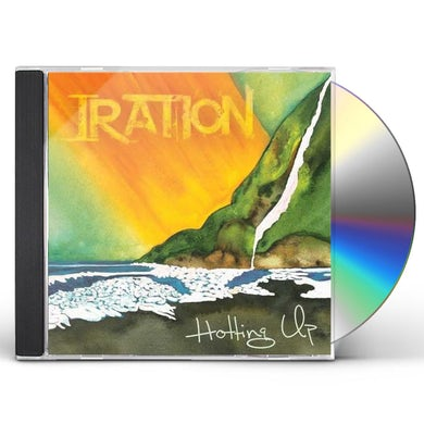 Iration HOTTING UP CD