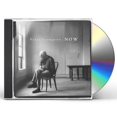Peter Frampton NOW CD