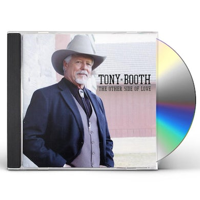 Tony Booth OTHER SIDE OF LOVE CD