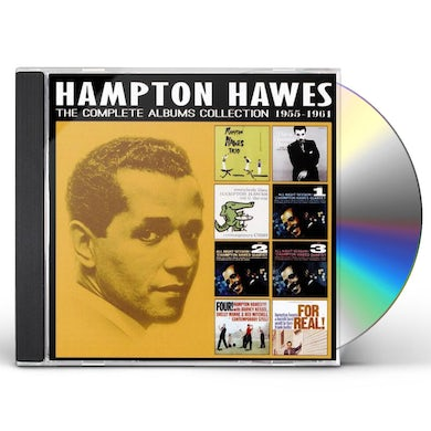 Complete Albums Collection: 1955-1961 CD