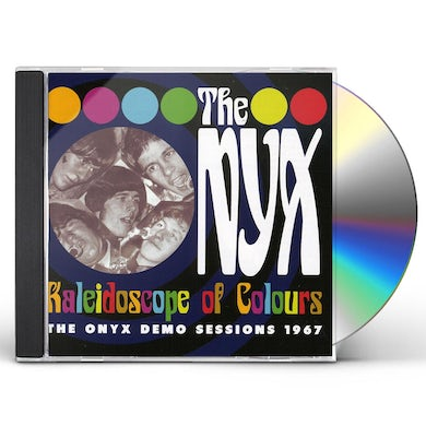 KALEIDOSCOPE OF COLOURS: ONYX DEMO SESSIONS 1967 CD