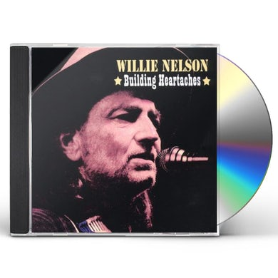 Willie Nelson BUILDING HEARTACHES CD