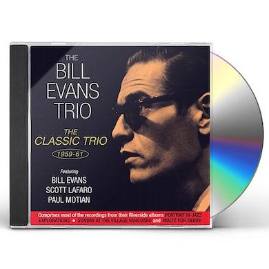 Bill Evans Trio CLASSIC TRIO 1959-61 CD