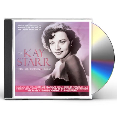Kay Starr Hits Collection 1948 62 CD