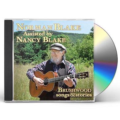 Norman Blake BRUSHWOOD (SONGS & STORIES) CD