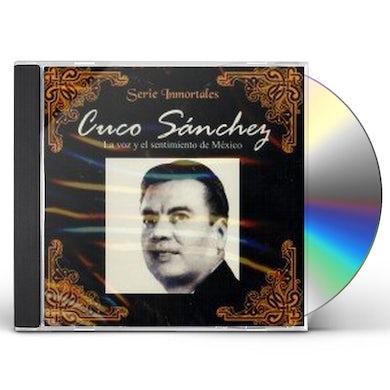 Cuco Sanchez VOZ Y EL SENTIMIENTO DE MEXICO CD
