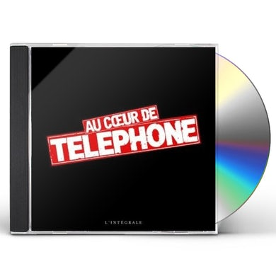 AU COUR DE TELEPHONE CD