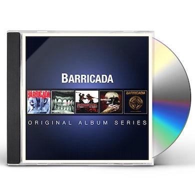 Barricada ORIGINAL ALBUM SERIES CD