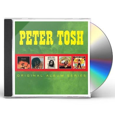 Peter Tosh ORIGINAL ALBUM SERIES CD