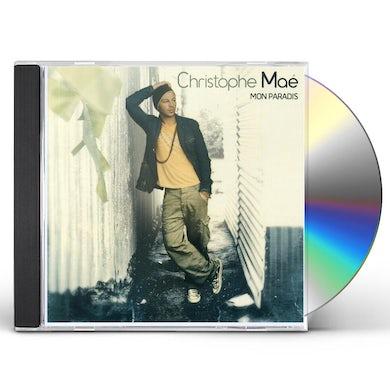 Christophe Mae MON PARADIS CD