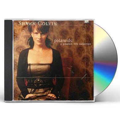 Shawn Colvin POLAROIDS: A GREATEST HITS COLLECTION CD