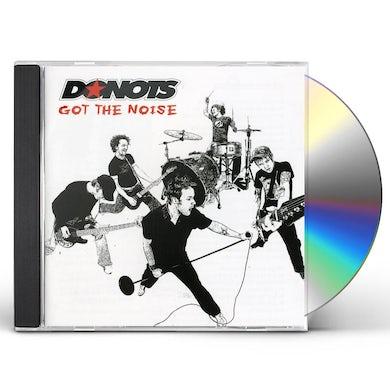 Donots GOT THE NOISE CD
