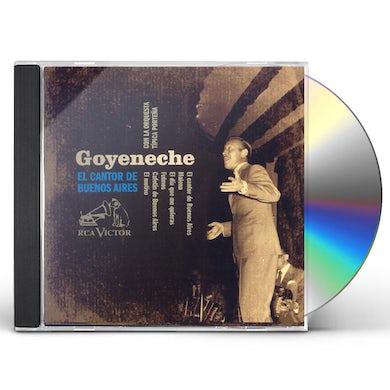 Roberto Goyeneche CANTOR DE BUENOS AIRES CD