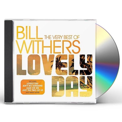 Bill Withers LOVELY DAY CD