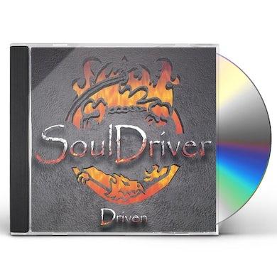 Souldriver DRIVEN CD