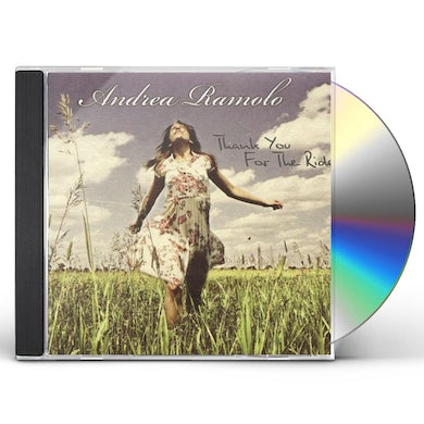 Andrea Ramolo THANK YOU FOR THE RIDE CD