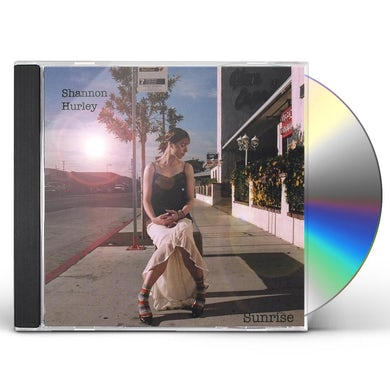 Shannon Hurley SUNRISE CD