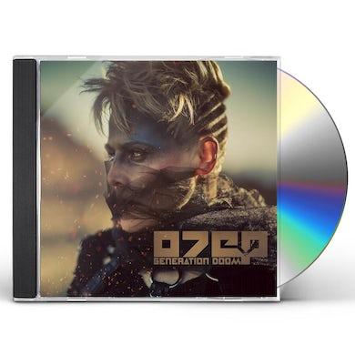 Otep GENERATION DOOM CD