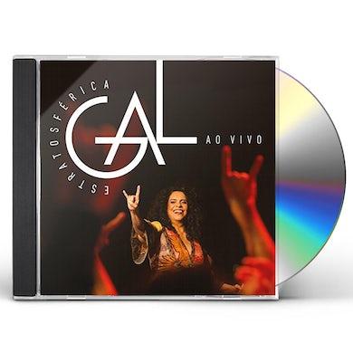 Gal Costa ESTRATOSFERICA AO VIVO CD
