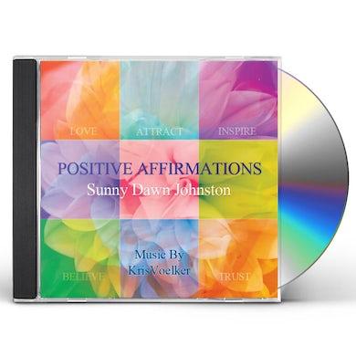 Sunny Dawn Johnston POSITIVE AFFIRMATIONS CD