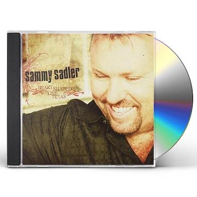 Sammy Sadler HEART SHAPED LIKE TEXAS CD
